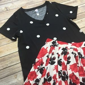 LuLaRoe Christy/Madison outfit